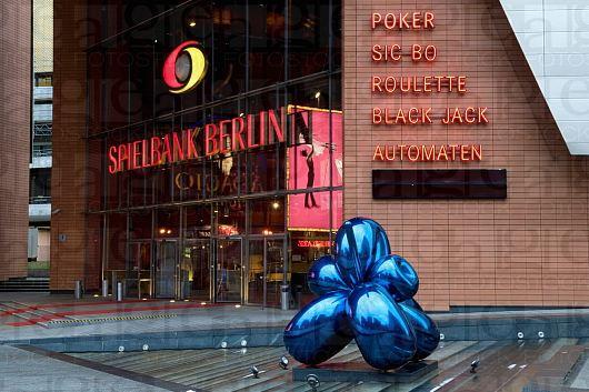 spielbank in Potsdamer Platz